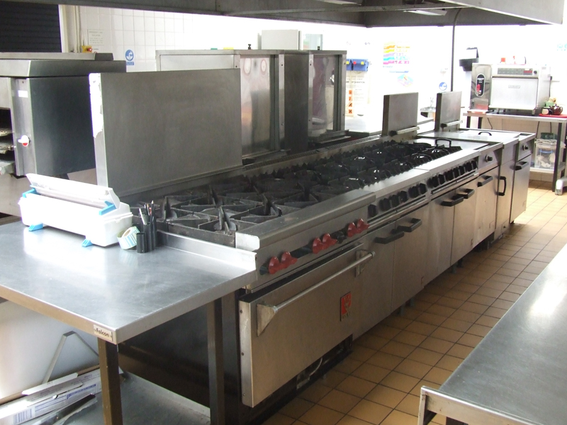 Commercial Catering Equipment In Coventry Ehms